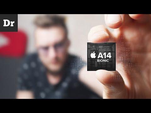 Что на самом деле показала Apple? | Разбор A14 Bionic