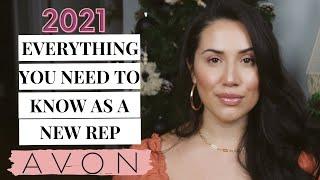 New Avon Representative Training   2021