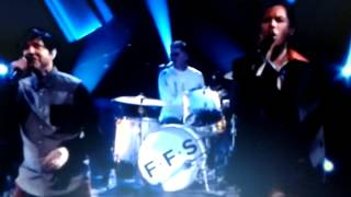FFS - Johnny Delusional (Later with Jools Holland)