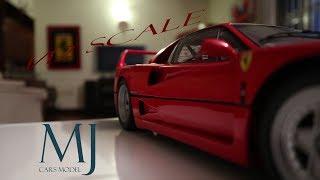 Ferrari F40 By Kyosho 1/12