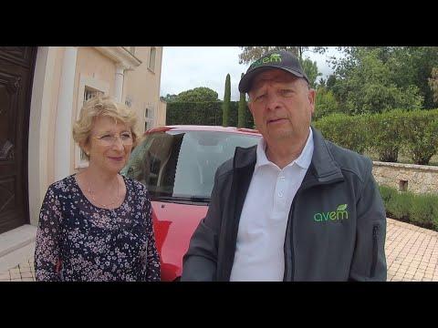 LES UTILISATEURS TEMOIGNENT – Elina Faure propriétaire d'une Renault Twingo électrique neuve
