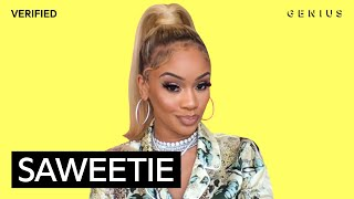 """Saweetie """"Fast (Motion)"""" Official Lyrics & Meaning 