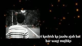 Jaane Kaise Shab Dhali - Raqeeb lyrics   Raqeeb - YouTube