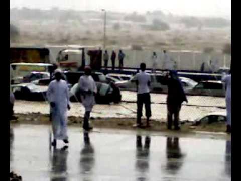 سيول جدة – فضيحة أمانه محافظة جدة وتصريف المياه