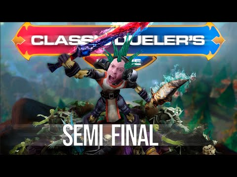WoW Classic Dueling Tourney Semi Final $50,000
