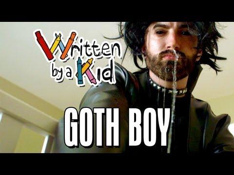 Napsáno dítětem #2: Malý gotik