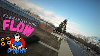 Flow is Elementary!!???? | FPV Freestyle | FPVCycle Glide