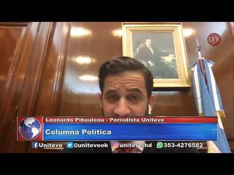 COLUMNA POLÍTICA -  LEONARDO PIBOULEAU