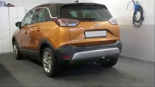 Anhängerkupplung Opel Crossland X abnehmbar 1154226