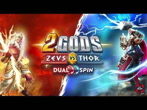 2 Gods Zeus Vs Thor från 4ThePlayer