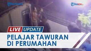 Kocar-kacir Seusai Kepergok Tawuran di Perumahan Kota Serang, 2 Pelajar Ditangkap Polisi