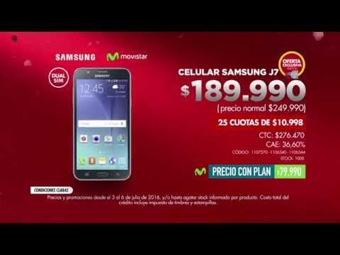 abcdin - Celular Samsung Galaxy J7 Dual Sim