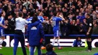 preview picture of video 'Chelsea 1-0 Stoke City FC (26/01/14)'