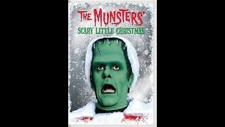 Opening To The Munsters:Scary Little Christmas 2007 DVD (2016 Reprint)