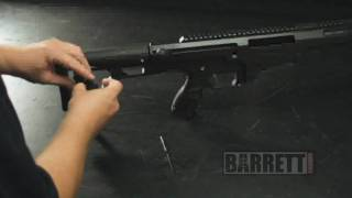 Barrett 98B Tutorial