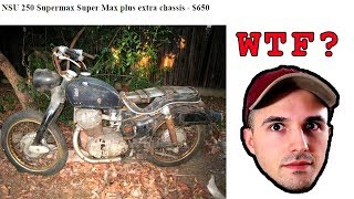 It Came From Craigslist! - Terrible Motorcycle Listings (Episode 3)