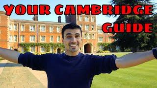 Curious City Guides EP 1 ► Visit CAMBRIDGE UK, England
