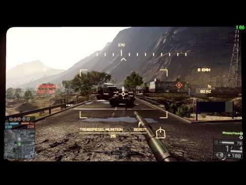 Battlefield 4 Panzer Tutorial (Teil 4): Aktiver Schutz im Detail / Active Protection System Guide