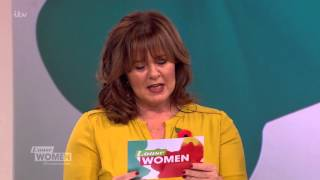 Skin Care Specialist Analyses The Loose Women's Faces | Loose Women