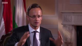 "Hungary's foreign minister: ""We have a nightmare scenario"""