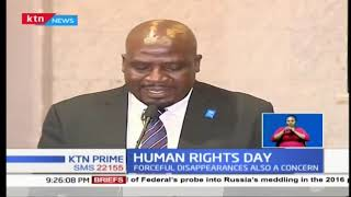 International Human Rights Day: Extra judicial killings still a major concern