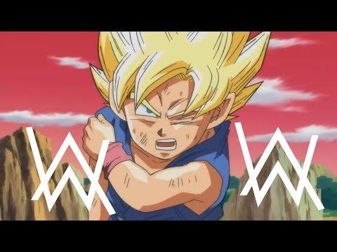 K-391, Alan Walker, Ahrix - End Of Time (YaSsine DJS & YounesZ Remix) ✓ Dragon Ball Z Version