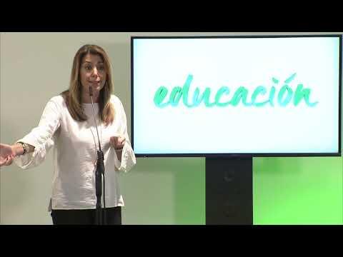 Díaz promete la gratuidad de libros de texto para Educación Infantil