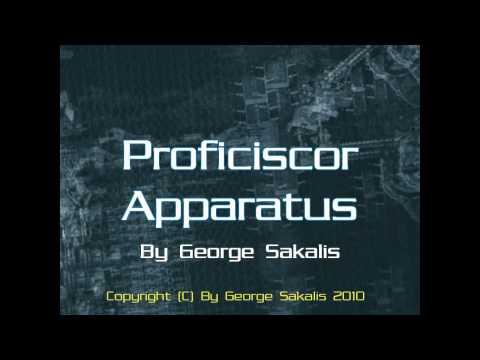 Proficiscor Apparatus (March Of The Machines) - George Sakalis