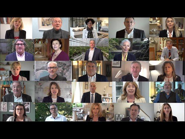 Vœux du Maire et du Conseil Municipal de La Baule-Escoublac pour 2021