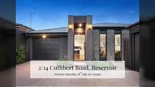 2/14 Cuthbert Road, Reservoir