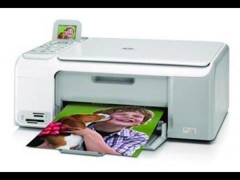 Принтер hp. Обслуживание в домашних условиях