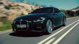 Nuevo BMW Serie 4 Cabrio Trailer