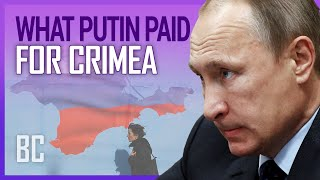 The Cost of Crimea - The Price Russia Paid For Conquest
