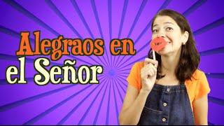 ALEGRAOS EN EL SEÑOR. DEVOCIONAL PARA NIÑOS AMY & ANDY/ MISS NAT