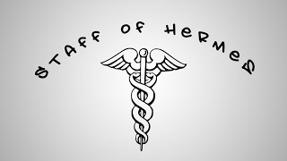 Do you know what this is? |Staff of Hermes
