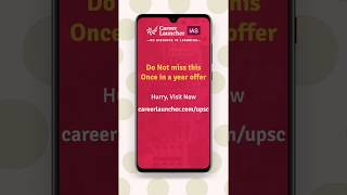 Complete UPSC GS(Pre&Main) +CSAT Course + Prelims Test Series in Rs. 1299 Only | Career Launcher IAS - Download this Video in MP3, M4A, WEBM, MP4, 3GP