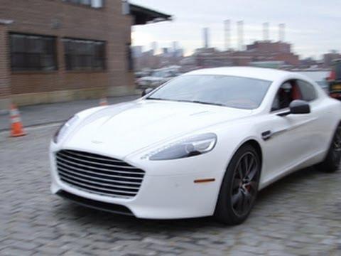 Aston Martin Rapide S CNET