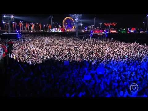 Maroon 5 - Won't Go Home Without You Live At Rock In Rio (HD)