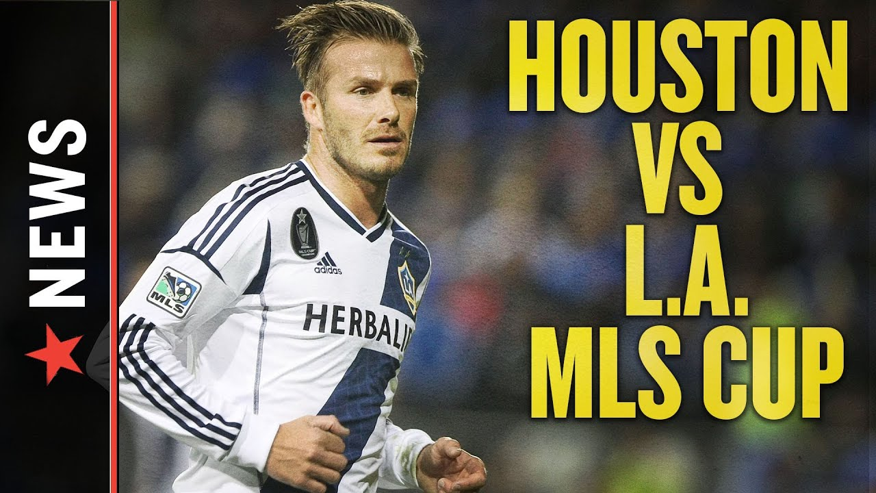 2012 MLS Cup Predictions; David Beckham's Final Game for L.A. Galaxy thumbnail