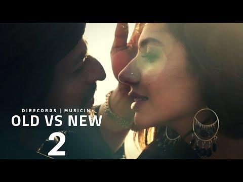 New vs Old 2 Bollywood Songs Mashup (Visual) - Deepshikha and Raj Barman   DIRecords ft. MusicIn