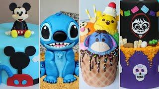 Amazing Disney Cake Decorating Ideas! The Lovely Baker