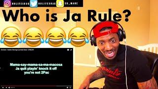 Poor Ja Rule! | Eminem - Hailie's Revenge (Ja Rule Diss)  | REACTION