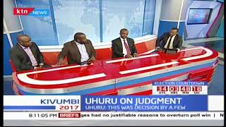 Kivumbi2017: Analysis on Supreme Court judgement