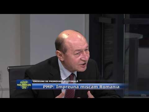 Emisiunea Alegeri Parlamentare 2016 – 24 noiembrie 2016 – Invitați, Traian Băsescu și Grațiela Gavrilescu