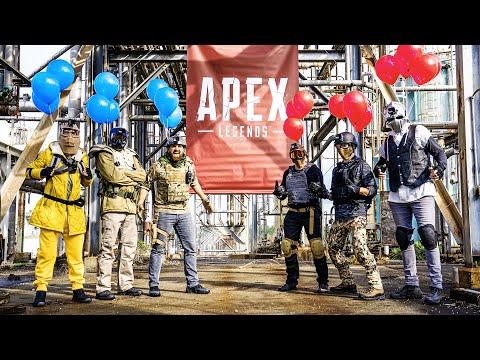 Airsoft Battle Royale 2