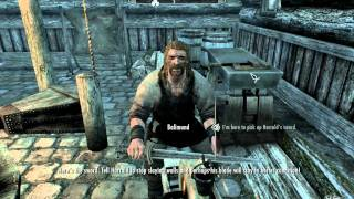Skyrim How to get a Flawless Ruby