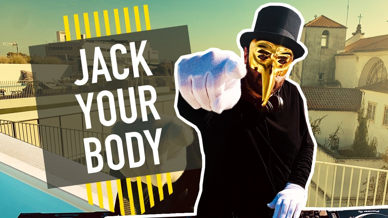Claptone - Live @ Jack Your Body Livestream 2020