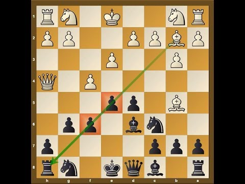 Dirty Chess Tricks 36 (Knock out the Nimzo-Larsen - 2)