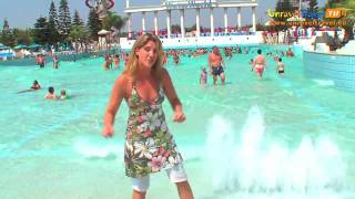 preview picture of video 'WaterWorld Waterpark, Ayia Napa, Cyprus - Unravel Travel TV'