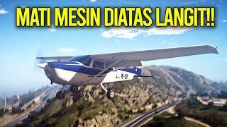 Challenges Matiin Mesin Pesawat Apa Yang Terjadi??